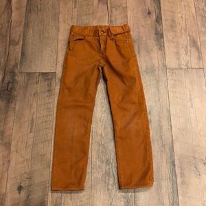 H&M boys slim – fit twill pants. Great cond. 8/9